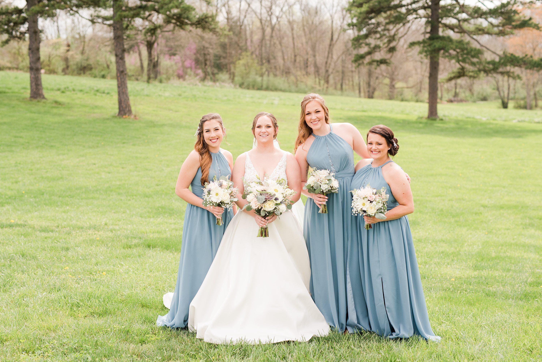 Blue Ridge Mountains,edgewood barn,Virginia Wedding Photographer,Barn at Edgewood,bride and bridesmaids,bridesmaids,bride