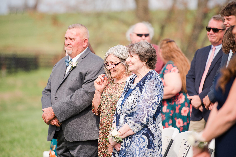 Blue Ridge Mountains,Southern Wedding,ceremony