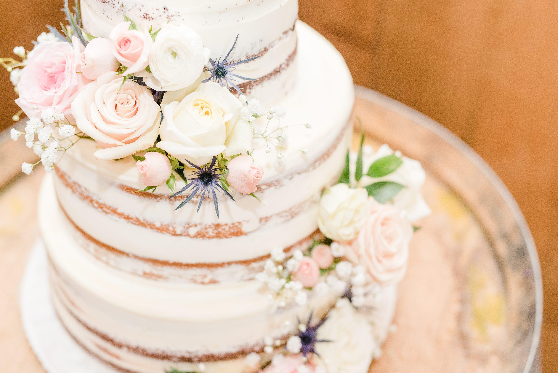 Blue Ridge Mountains,Wedding Cake,Outdoor Spring Wedding,Chandlers Bakery