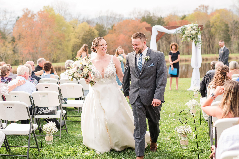 Blue Ridge Mountains,Barn Wedding