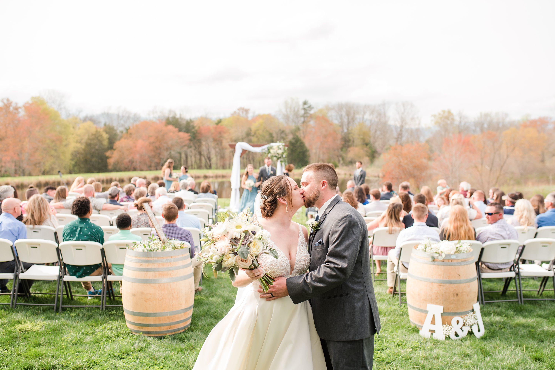Barn Wedding,Spring,weddin ceremony,Barn at Edgewood
