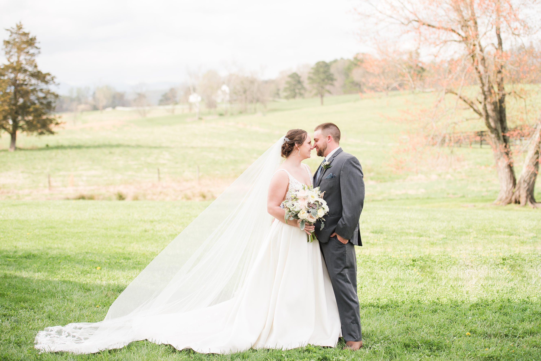 Blue Ridge,Bright,bride and groom,mountain wedding,edgewood barn