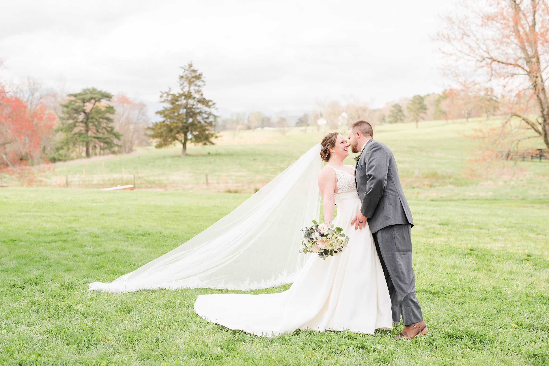 Blue Ridge Mountains,Virginia Wedding Photographer,bride and groom,mountain wedding,edgewood barn,bridal veil