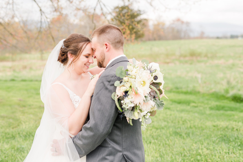 Blue Ridge Mountains Wedding,Bright,bride and groom,mountain wedding,edgewood barn