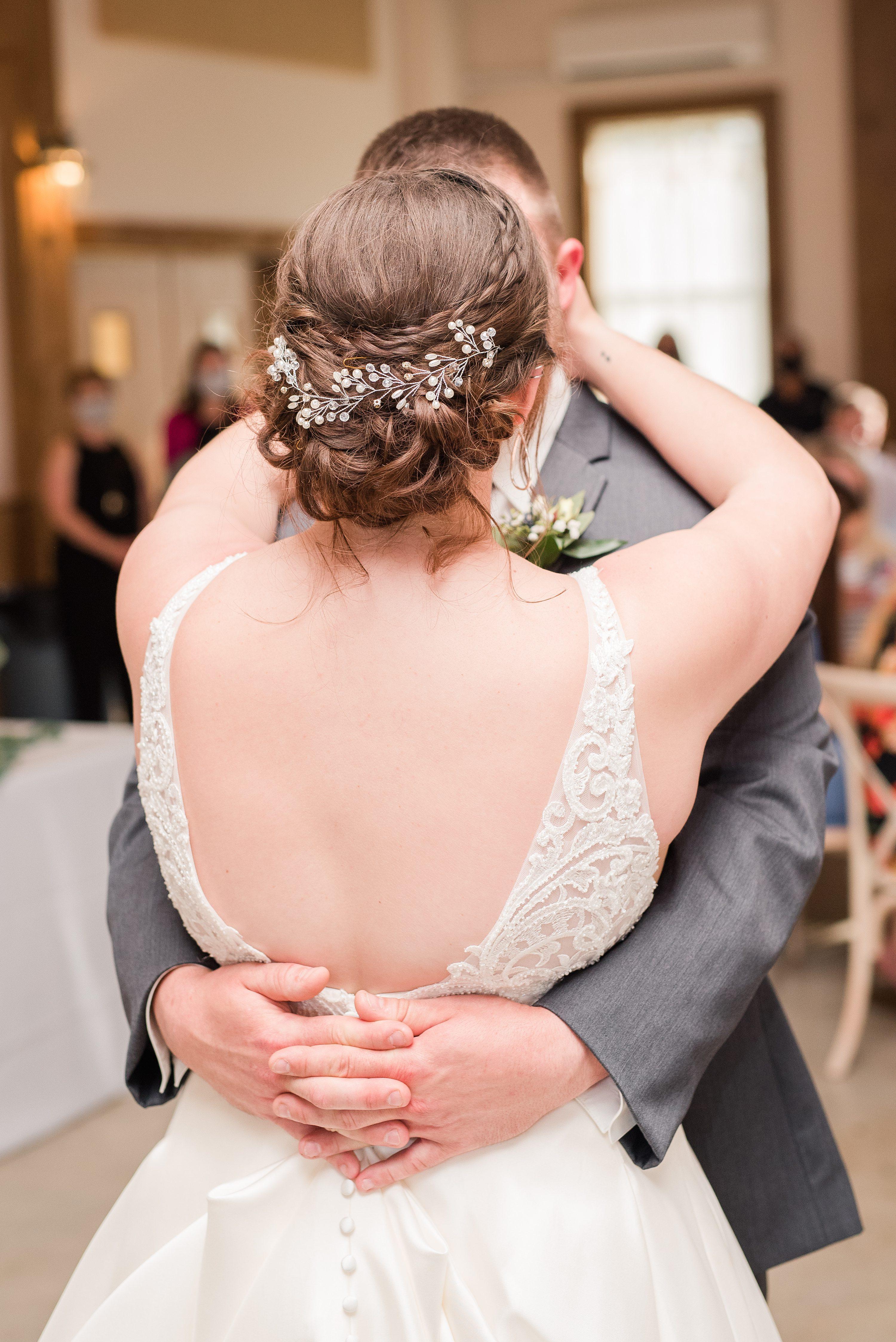 Edgewood,reception,bride and groom,edgewood barn,Charlottesville Wedding Photographer