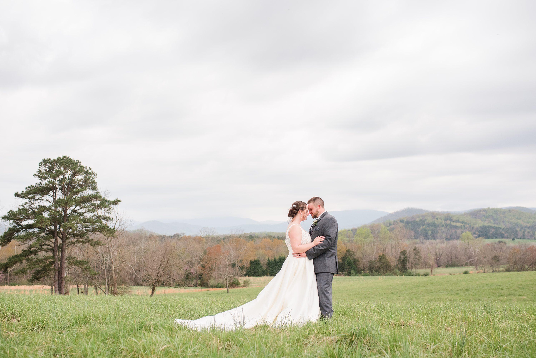 Spring,Blue Ridge,Blue Ridge Mountains,bride and groom,edgewood barn,Barn at Edgewood