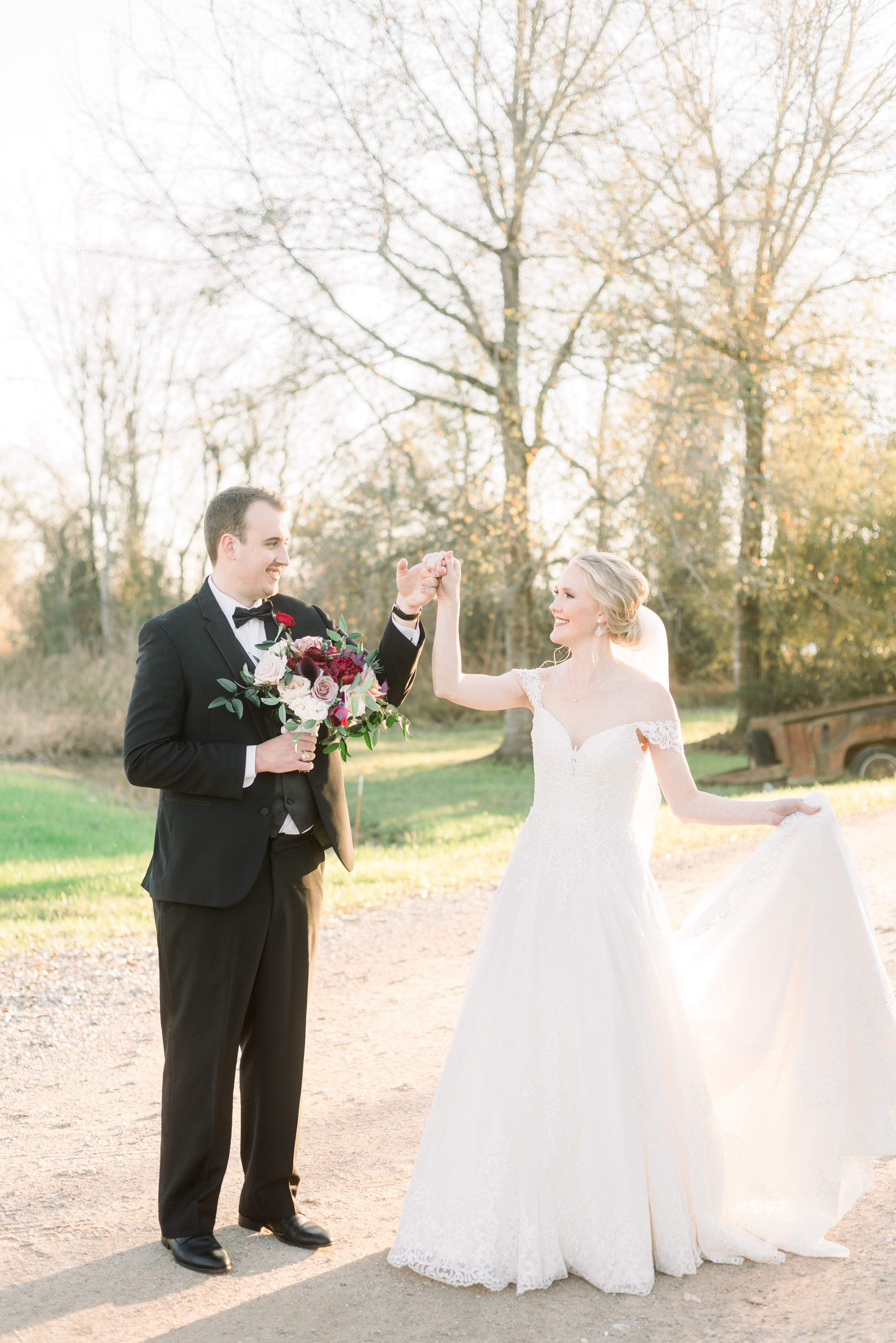 Houston Wedding,Husband & Wife Team