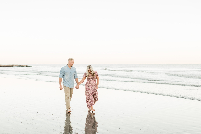 Galveston Beach,Eric & Jenn Photography