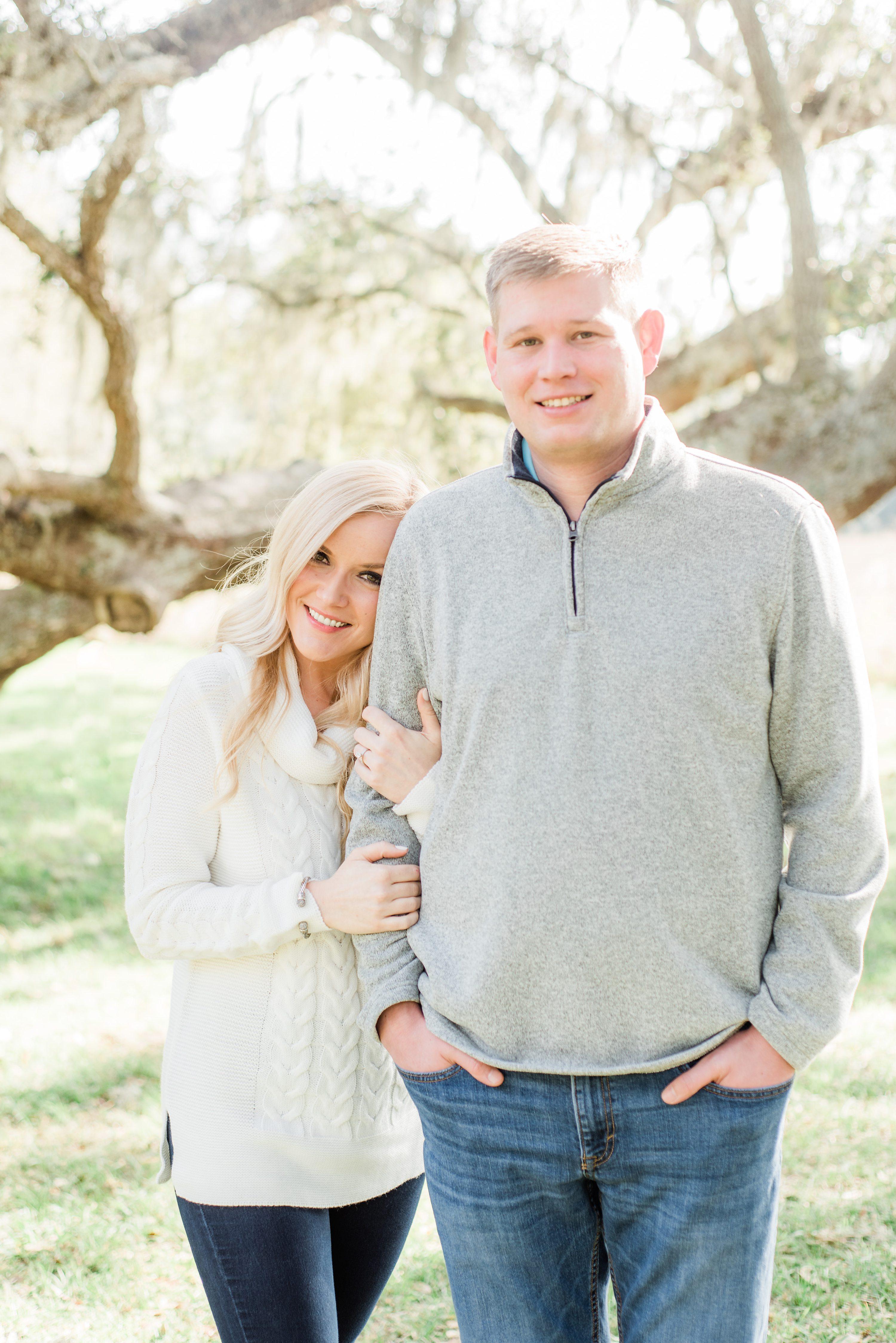 Husband & Wife Team,Spanish Moss