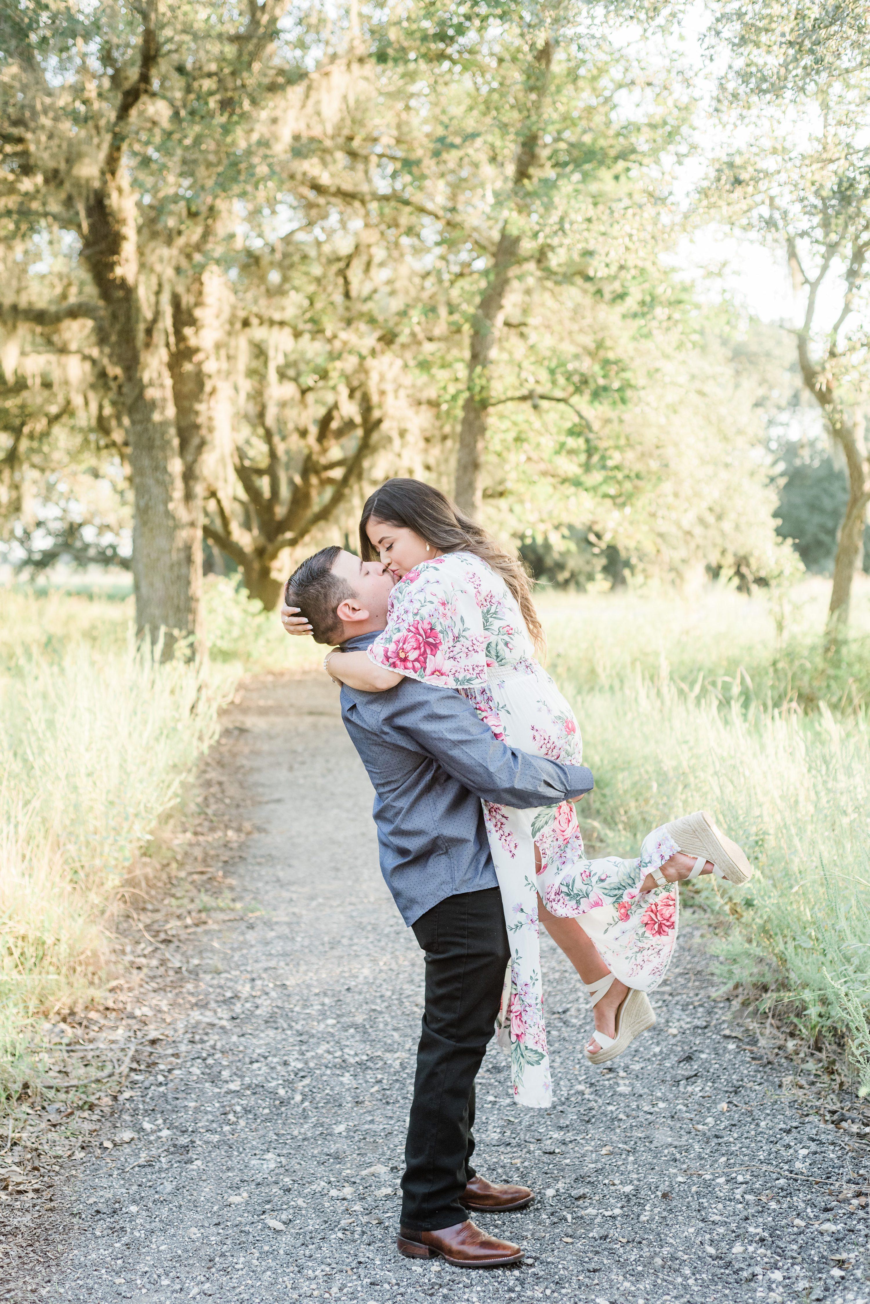 Houston Engagement,Husband & Wife Team