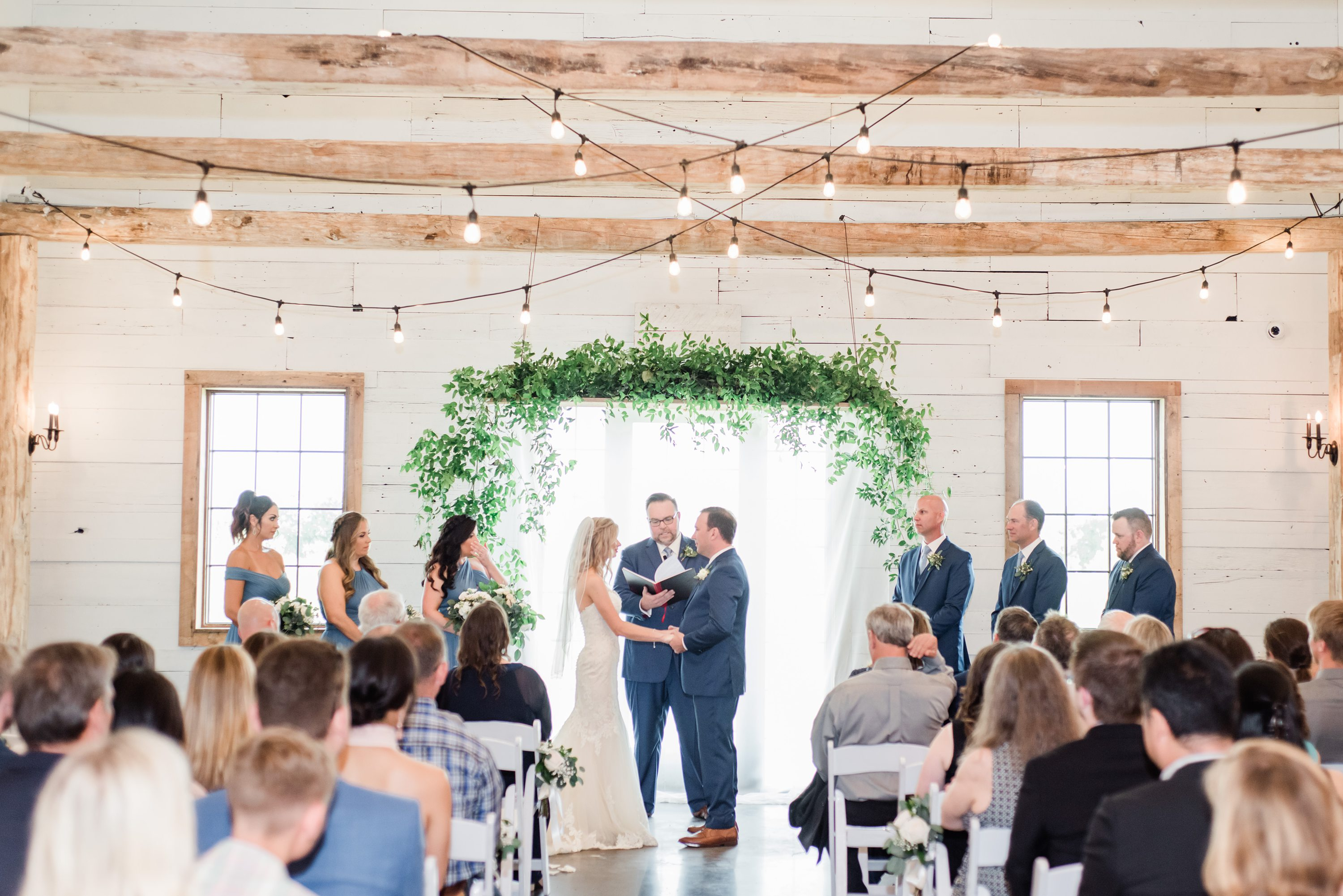 Houston Wedding Photography, especially when Travis cried seeing his bride for the first time. Their reception decor was absolutely stunning