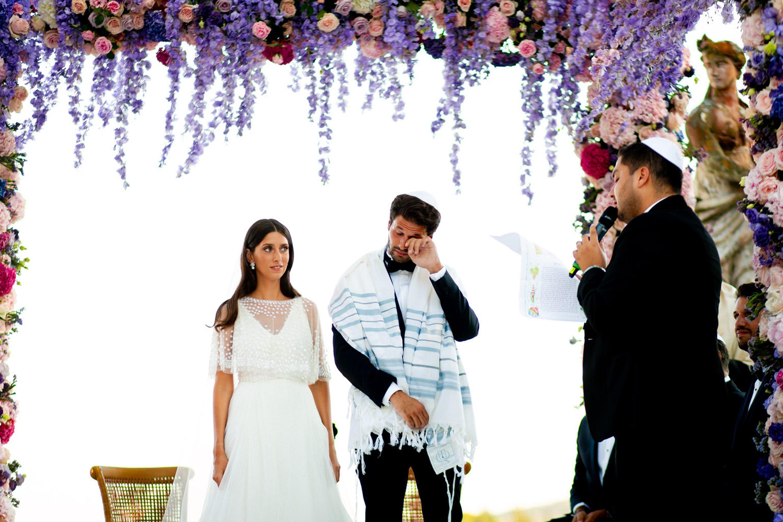 Matrimonio ebraico a Firenze,Fotografie di un elegante matrimonio ebraico tra le colline del Chianti