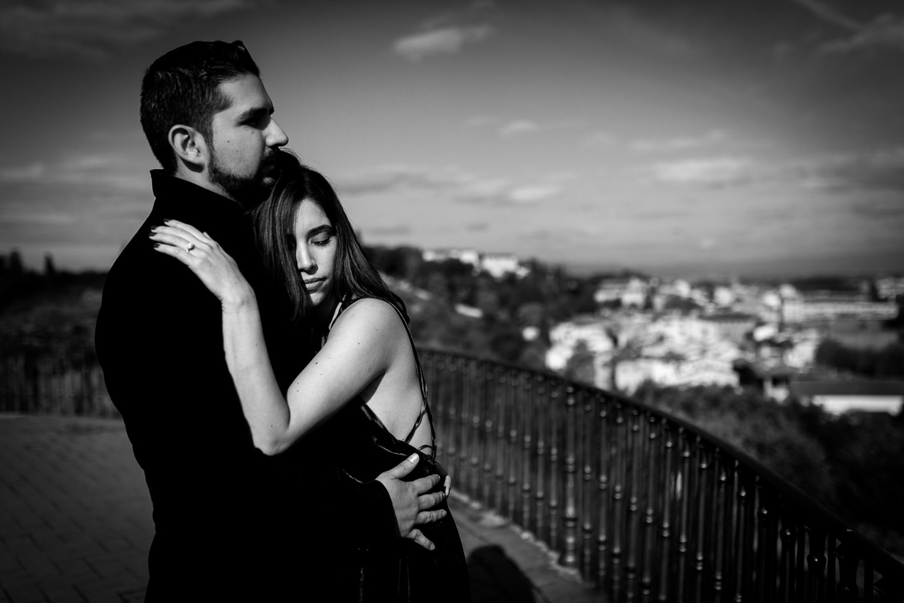 Engagement photos in Florence,Couple Photography service in Florence