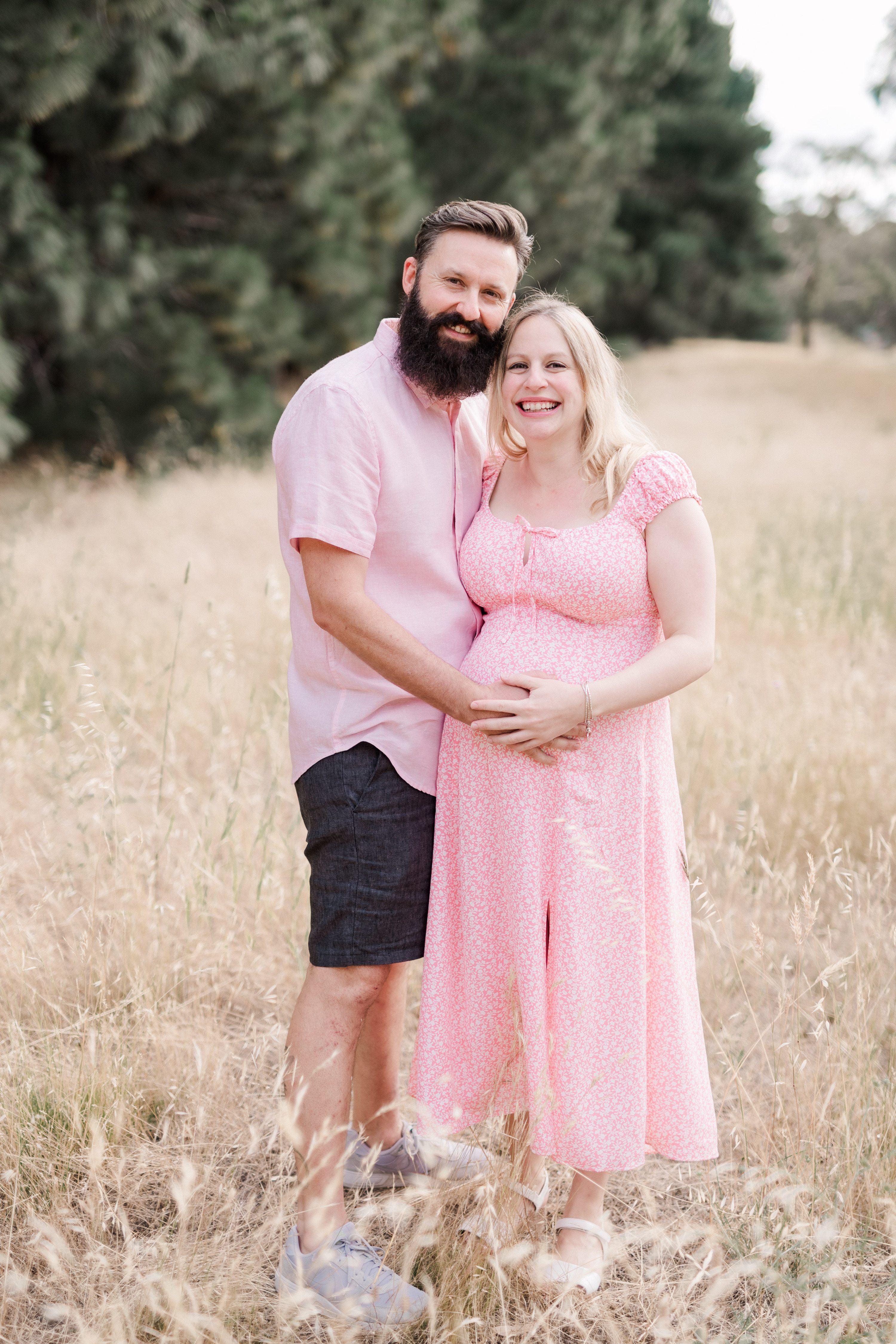 adelaide hills maternity session