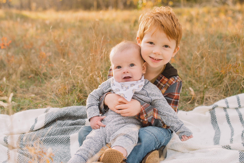 Photographer, fall family photos