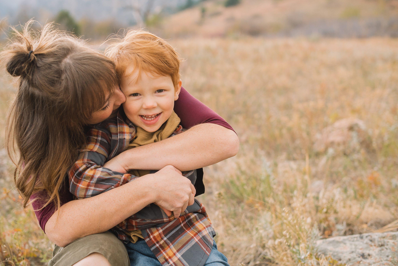 fall family photos, family photographer