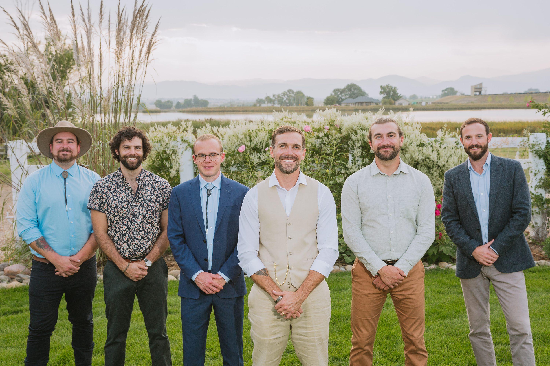 groom,groomsmen,wedding party